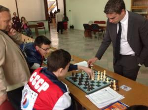 Takimet e shahut